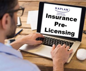 Insurance Pre-license study: texts and practice tests